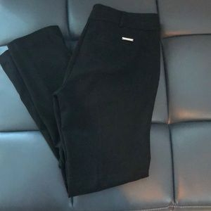 Black Micheal Kors slacks/pants